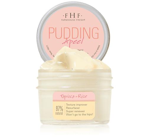 Pudding Apeel® Tapioca + Rice Active Fruit Glycolic Mask