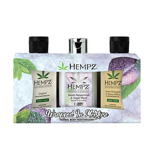 Wrapped In Moisture Gift Set