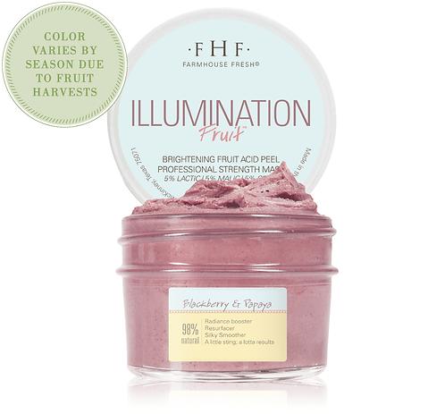 Illumination Fruit™ Professional Strength Brightening Fruit Acid Peel Mask