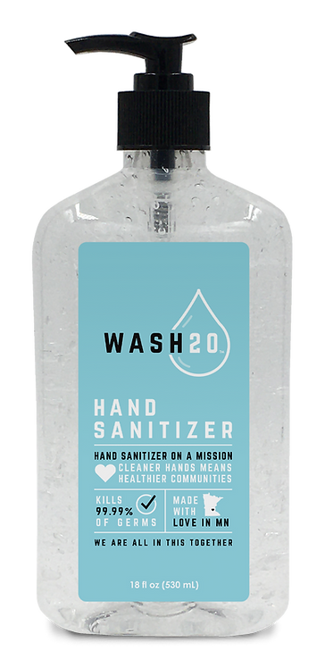 WASH20 Hand Sanitizer