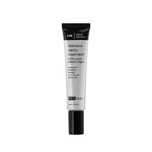 Intensive Clarity Treatment®: 0.5% pure retinol