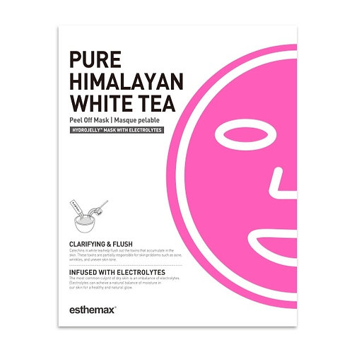 Esthemax Pure Himalayan White Tea Hydrojelly™ Mask