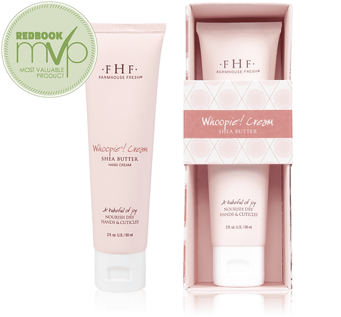 Whoopie®! Cream Shea Butter Hand Cream