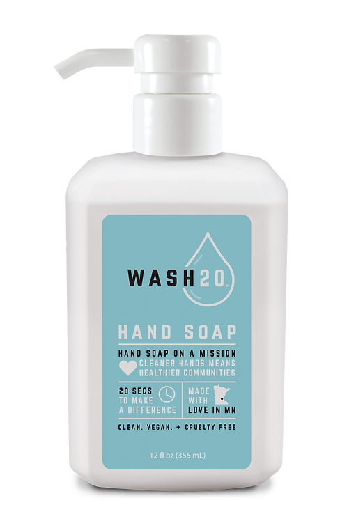 WASH20 Hand Soap