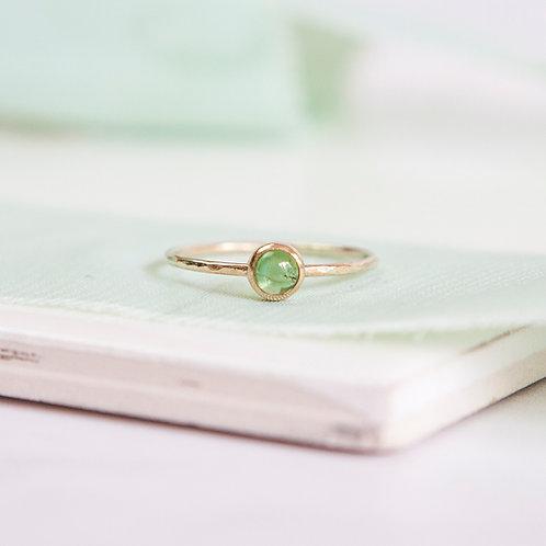 Avalon // Green Tourmaline