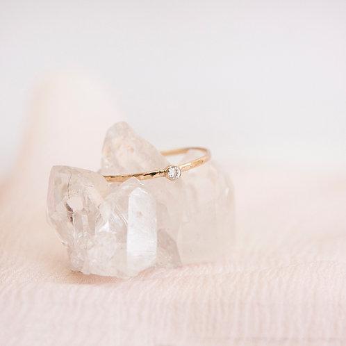 Bimini // Tiny Diamond Gold
