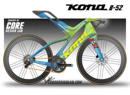 Kona B-52 - Road Bike Concept