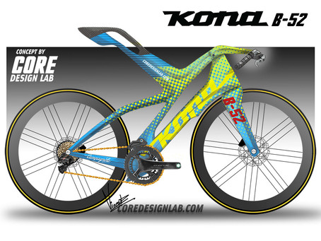 Kona B-52 - Road Bike Concept