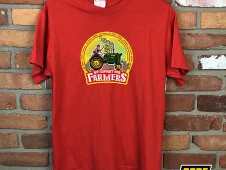 Farmer Support T-shirt