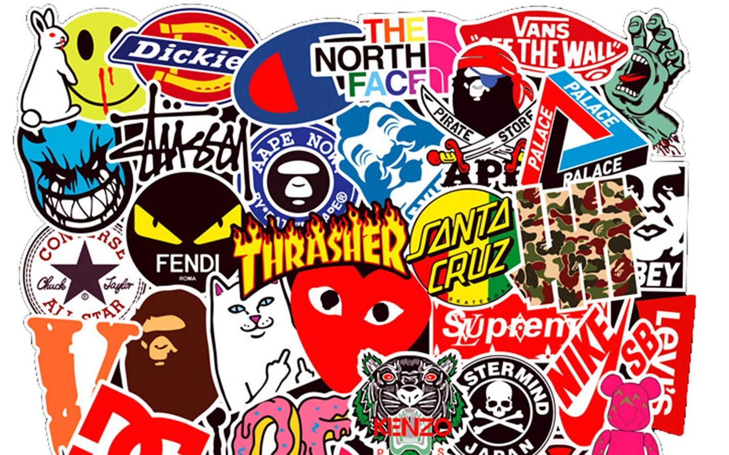 Cutomized Sticker Design and Printing