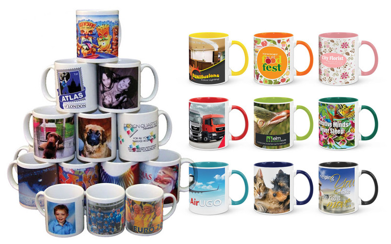 Personalised Coffee Mugs