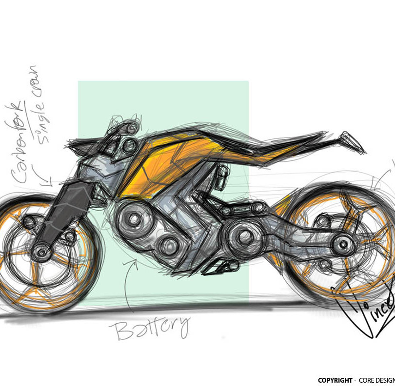 Illustrations and Concepts  by Core Design Lab