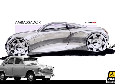 Ambassador Coupe SS Concept