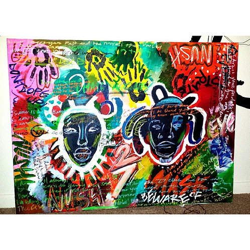 The Rise and Fall of Basquiat
