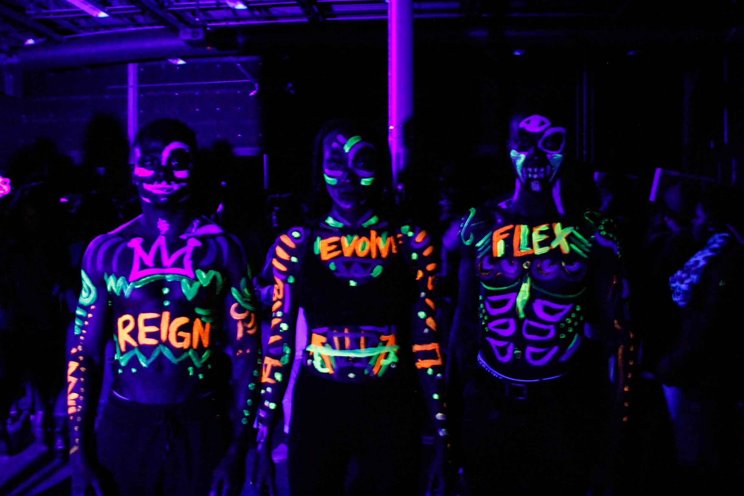 Models in blacklight