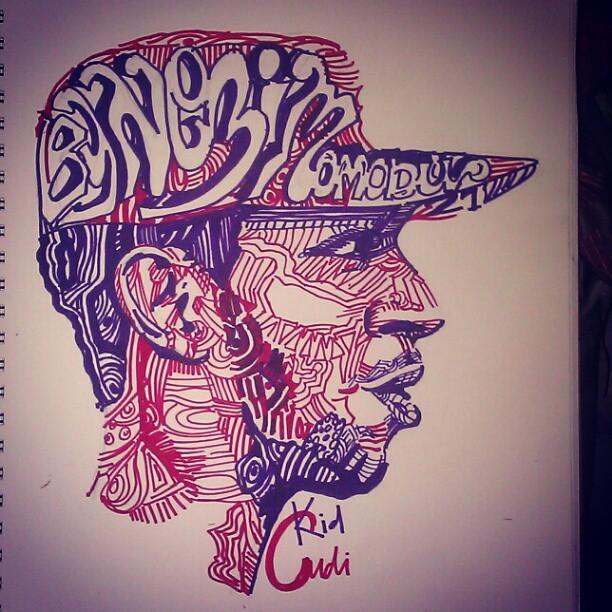 marker sketches