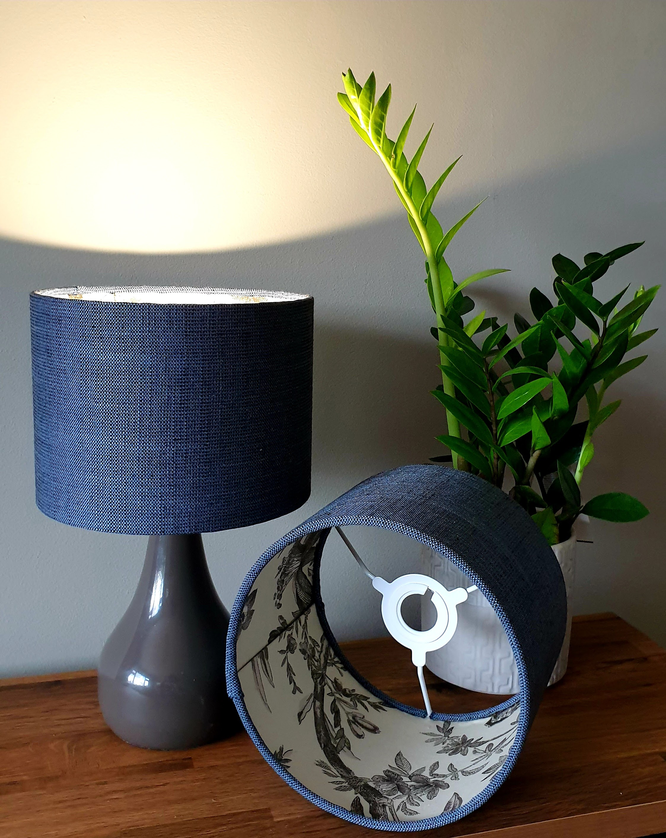 Double sided Modern lampshades