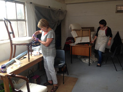 Beccles Upholstery Group Tutoring