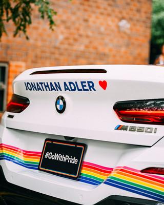 2019 World Pride Collaboration with Jonathan Adler