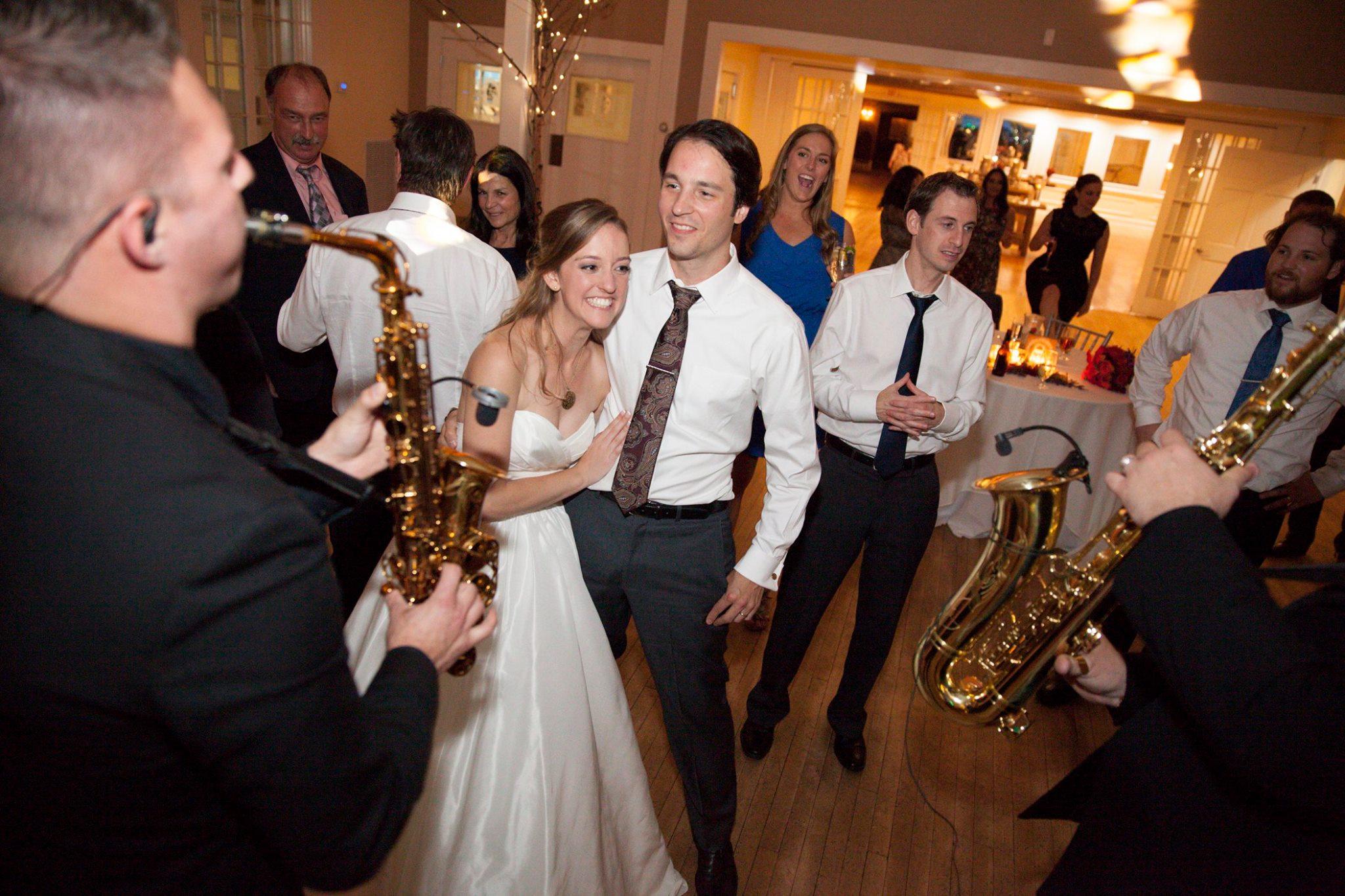 Wedding Band Crooked Lakehouse
