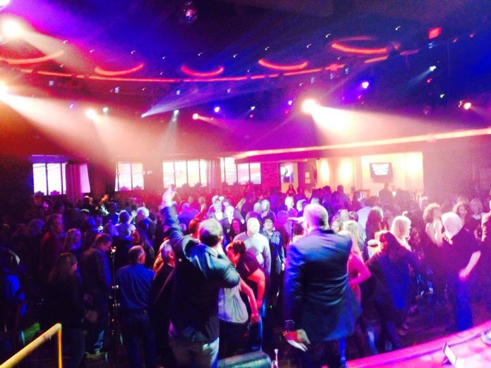 Saratoga Casino Vapor Nightclub Band