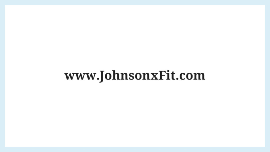 With JohnsonFit, LLC professional traini