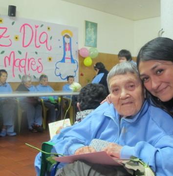 Voluntariado en el hogar de ancianos