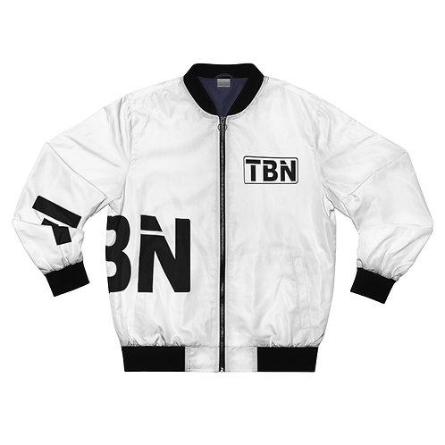 TBN Multi Logo Bomber Jacket