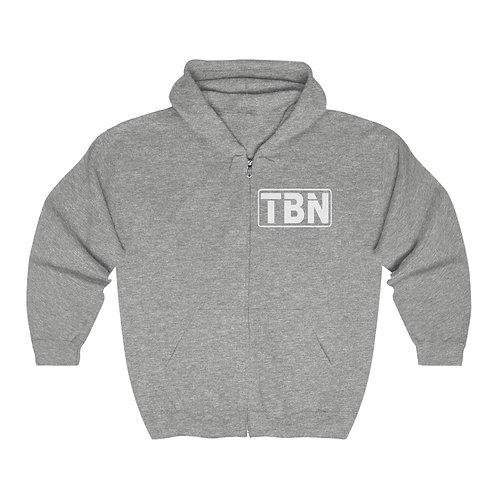 TBN Zip Hoodie