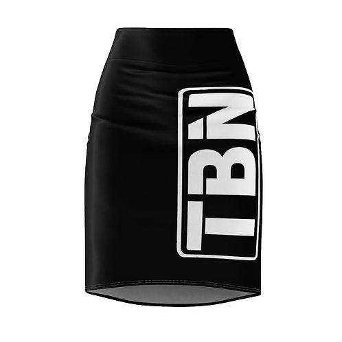 TBN Logo Women's Pencil Skirt