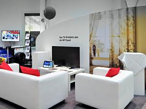 Mietmobiliar für den VOGA-Stand von Steinmetz Expo bestellen.