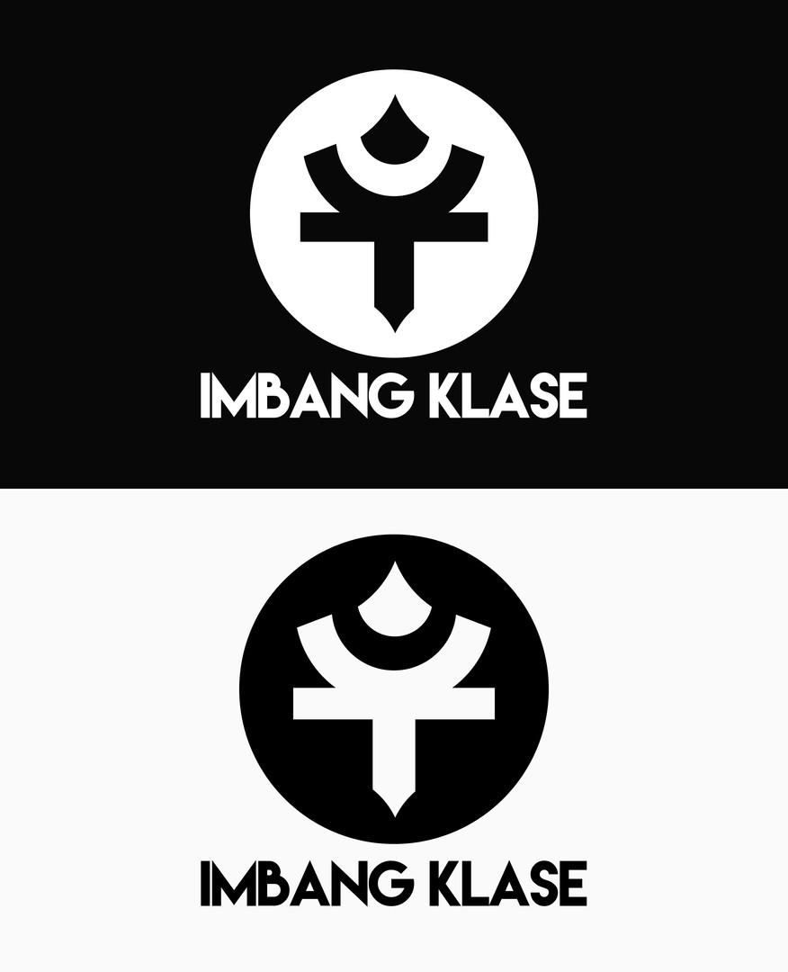 Imbang Klase Logo Study #1
