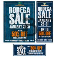 Bodega Sale Print Study