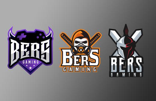 Bers Gaming Logo Studies