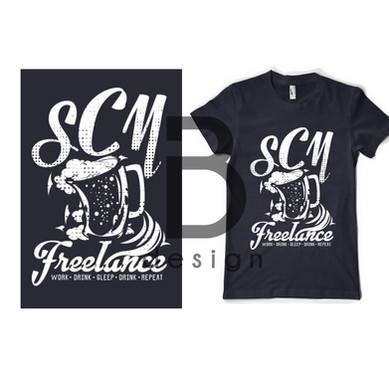 SCM Shirt Study