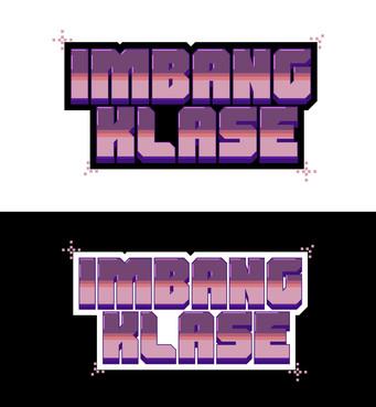 Imbang Klase Logo Study #3