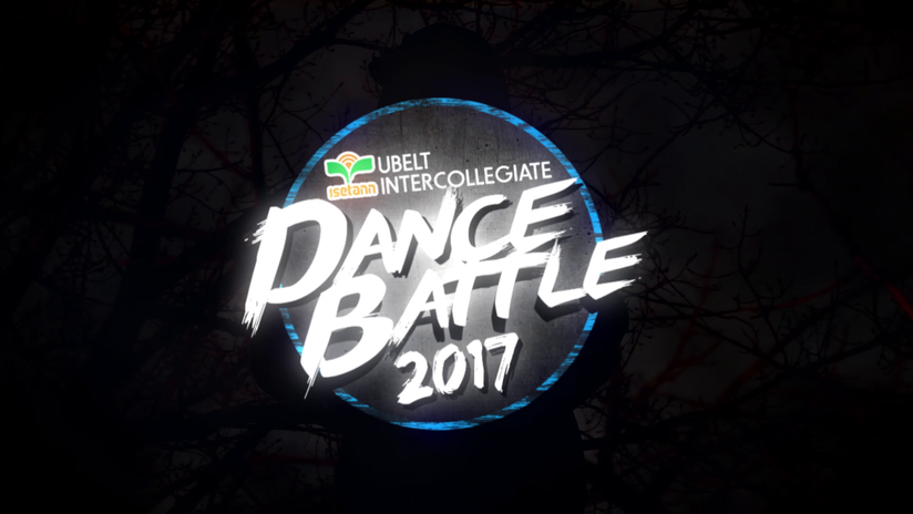 UBelt Dance Battle Logo Study