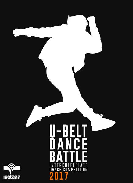 UBelt Dance Battle Minimalist Study