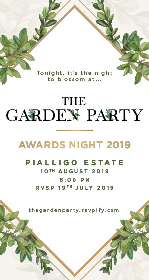 The Garden Party Invitation