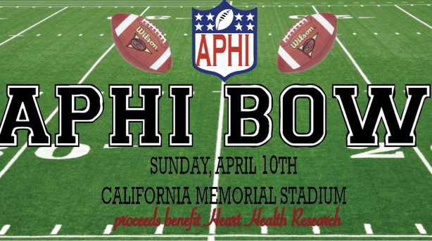 APhi Bowl this Sunday!