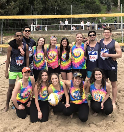 Aphi takes the win at Derby Days!