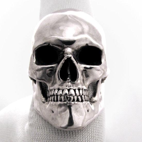 Mammoth Skull Ring