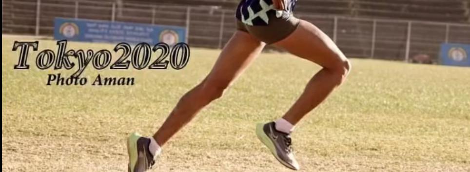 Letesenbeth Gidey -svetový rekord v behu na 5km