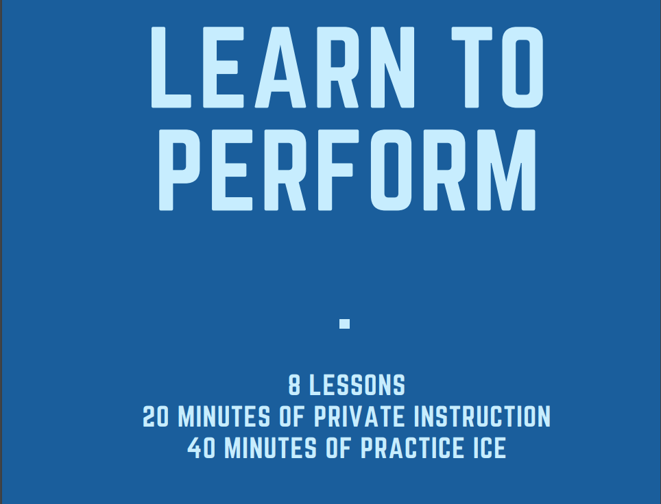 Learn to Perform