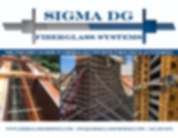 Sigma Fiberglass Form Tie Brochure