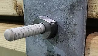 Fiberglass Form Tie, Fiberglass all thead, fiberglass bolt, pencil rod