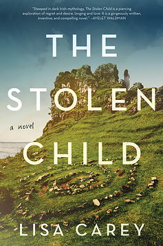 The Stolen Child by Lisa Carey (US Cover)