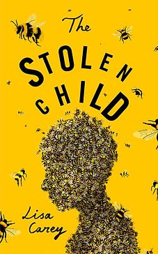 The Stolen Child by Lisa Carey (UK/Ireland Cover)
