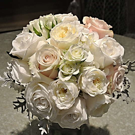 Bridal bouquet w/white and cream flowers.jpg