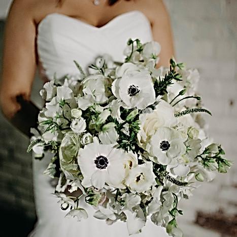 Geogeous bridal boquet w/whites.cremes and greens.jpg